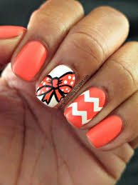 cute bow nail designs gallery nail art designs