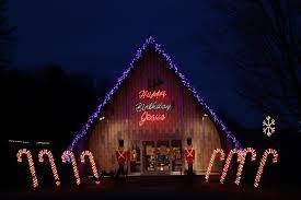 la salette shrine in enfield has the best lights in new