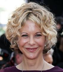 short curley hairstyles for middle aged women short curly hairstyles for the mature woman archives women