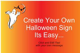 halloween sign template 2017 halloween costumes ideas