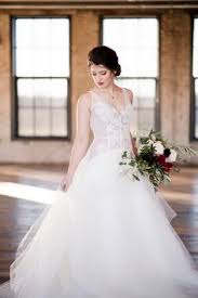 Wedding Dress Raisa Burgundy And Blush Wedding Flowers Stellaluna Events With