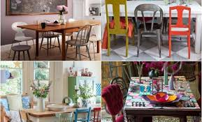 Chairs And Design Ideas 20 Mix And Match Dining Chairs Design Ideas