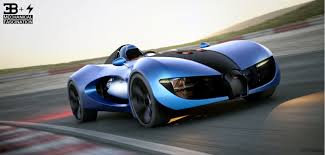 electric sports cars bugatti type zero electric sports car concept electric vehicle news