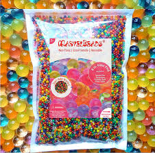 How To Decorate A House With No Money by Amazon Com Marvelbeads Water Beads Rainbow Mix 8 Oz 20 000