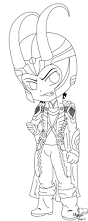 loki coloring pages marvel characters printable with eson me