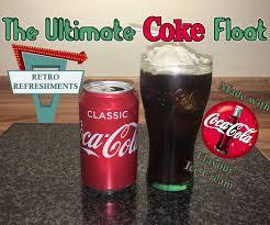siege coca cola the coke float with coca cola flavoured