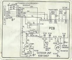 central air conditioner wiring schematic dolgular com
