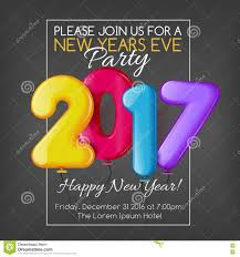 new years eve party invitation template new years eve party