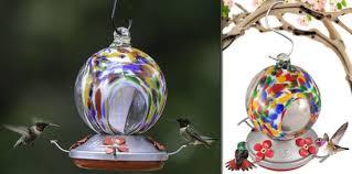 glass hummingbird feeders best of bird feeders