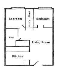 floorplans rates u2013 foresight village apartments