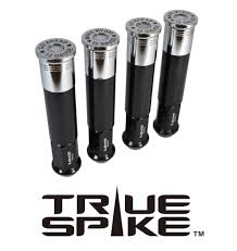 Ford F150 Truck Height - 14x2 0 mm 127mm long shotgun shell forged steel lug nuts with