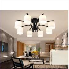 Living Room  Contemporary Living Room Lighting Sitting Room - Family room lighting ideas