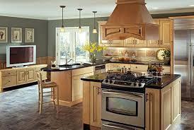 kitchen cabinets cheap red oak wood orange zest lasalle door