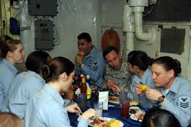 file us navy 081127 n 4584j 015 army david h patraeus eats