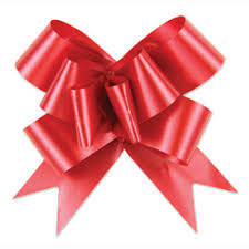 pull ribbon magic pull bows