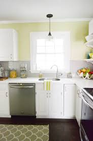 Window Treatments In Kitchen - easy window treatment how to make a fake roman shade young