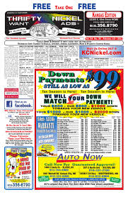 kansas city thrifty nickel by thrifty nickel want ads issuu