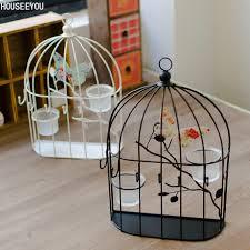 online get cheap decorative metal birdcage aliexpress com