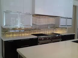 Variegated Onyx Backsplash Modern Kitchen Miami By Day One - Onyx backsplash