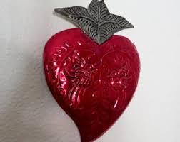 tin ornament etsy