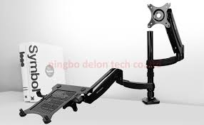 Desk Mount Laptop Stand Arm Laptop Table Stand Notebook Desk Mount Laptop Stand