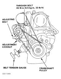 1993 honda accord serpentine belt routing and timing belt diagrams