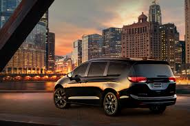 chrysler crossover 2018 chrysler pacifica goes into stealth mode with new s package