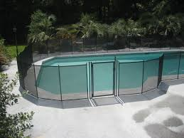 pool fencing life saver pool fence systems