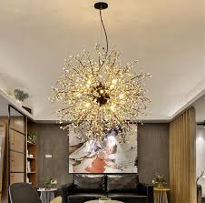 Pearl Chandelier Light Buy Pearl Tree Branches With Bulbs Creative Sphere Glass