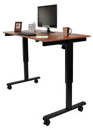 Electric Sit To Stand Desk by Luxor 60 U2033 Electric Standing Desk Notsitting Com