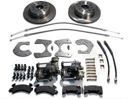 right stuff detailing rear disc brake conversion kits zdcrd01