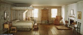 period homes and interiors miniature models offer glimpse into homes from 13th century europe