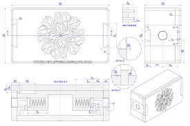 Free Wooden Clock Movement Plans by Wooden Puzzle Box Plan