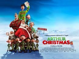 empire cinemas film synopsis 3d arthur christmas