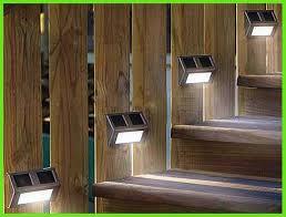 Solar Light Ideas by Lighting Ideas Brick Deck Step Lighting Idea With Solar Lights