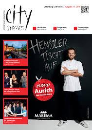 Flying Pizza Bad Zwischenahn City News 11 2016 By Citynews Oldenburg Issuu