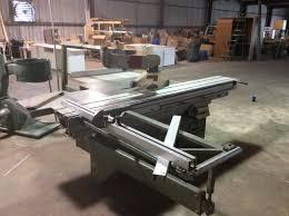 altendorf sliding table saw altendorf f45 sliding table saw the equipment hub