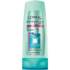 l u0027oreal paris hair expert extraordinary clay conditioner 12 6 fl
