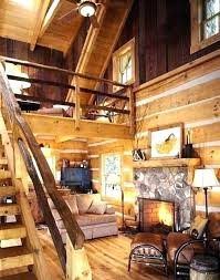 log home interior decorating ideas cabin design ideas for inspiration 4 wooden log home interior