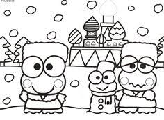sanrio coloring pages fashion coloring pages would you like this invitation for your