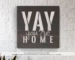 Welcome Home Decorations 25 Best Welcome Home Signs Ideas On Pinterest Welcome Signs