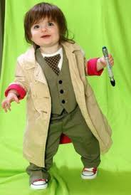 Baby Doctor Halloween Costumes Dr Costume 4th Annual Modern Kiddo Love Homemade Costumes