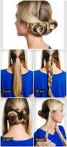 12 super cute diy christmas hairstyles for all lengths diy u0026 crafts