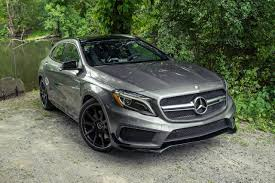 mercedes gla class 2017 mercedes gla class amg gla 45 4matic pricing for sale