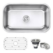 what size undermount sink fits in 30 inch cabinet 30 inch undermount 16 stainless steel kitchen sink