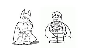 Coloriage Lego marvel  Image de Personnages Animés id 25  colorier