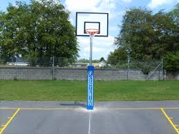 backyard basketball court dimensions half best creations fire pit