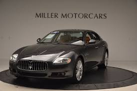 maserati quattroporte 2015 custom 2010 maserati quattroporte s stock 7279 for sale near greenwich