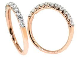 broadstreet wedding band shared prong gold diamond wedding band washington diamond