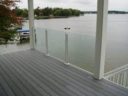 glass deck railing designs u2014 jbeedesigns outdoor stylish glass